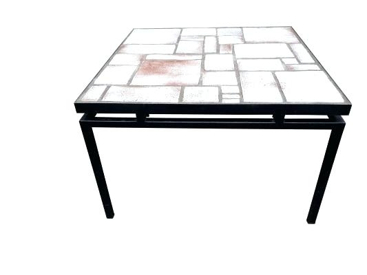 Ceramic Coffee Table Abstract Expressionist Ceramic Coffee Table Mid For Expressionist Coffee Tables (Image 12 of 40)