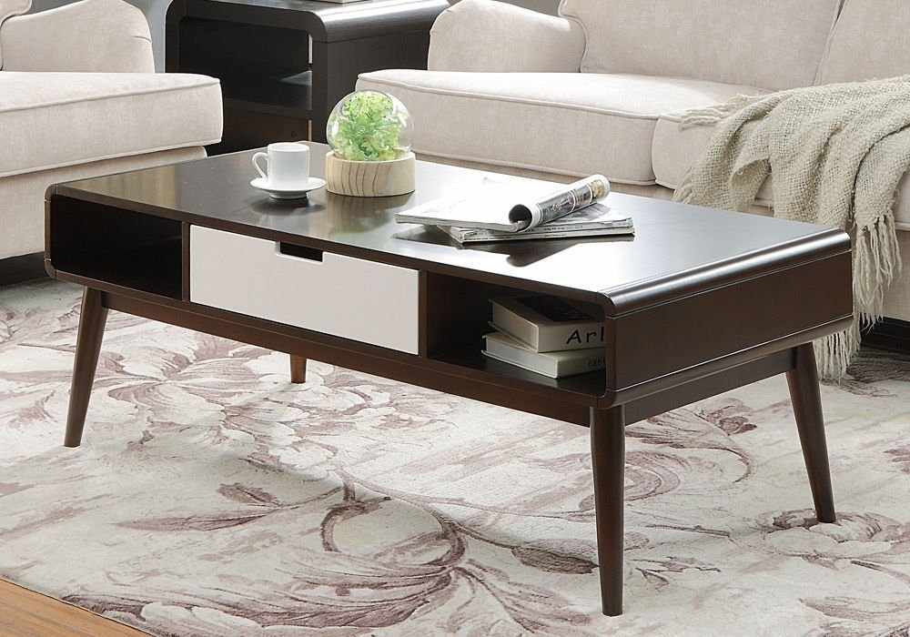 Cheap 4 Drawer Coffee Table, Find 4 Drawer Coffee Table Deals On Inside Walnut 4 Drawer Coffee Tables (View 26 of 40)