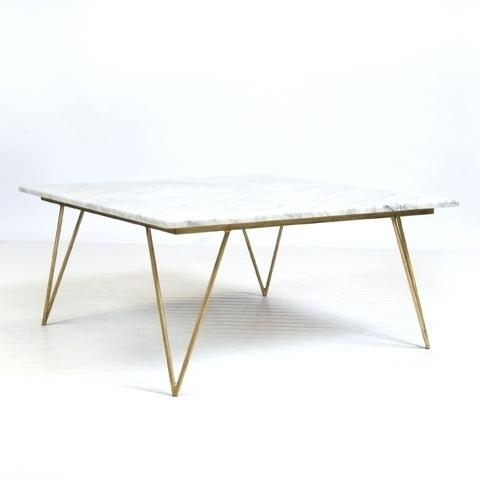 Cheerful Mid Century White Coffee Table B4671366 Furniture Of I Mid Throughout Mid Century Modern Marble Coffee Tables (Image 3 of 40)