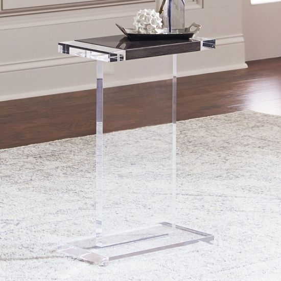 China Clear Modern Acrylic Multifunction Coffee Table – China With Regard To Modern Acrylic Coffee Tables (View 19 of 40)