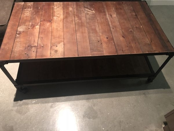Coffee/cocktail Table, Proton For Sale In Beverly Hills, Ca – Offerup With Proton Cocktail Tables (Image 15 of 40)