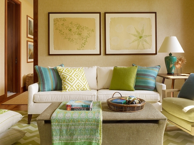 Coffee Condiment Organizer Home Theater Tropical With Batik Prints For Batik Coffee Tables (Image 17 of 40)