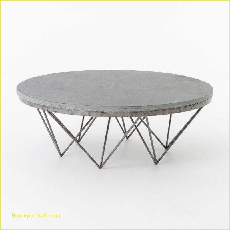 Coffee Table: 40 Best Of Round Coffee Table With Casters Ideas Round Within Ontario Cocktail Tables With Casters (Image 12 of 40)