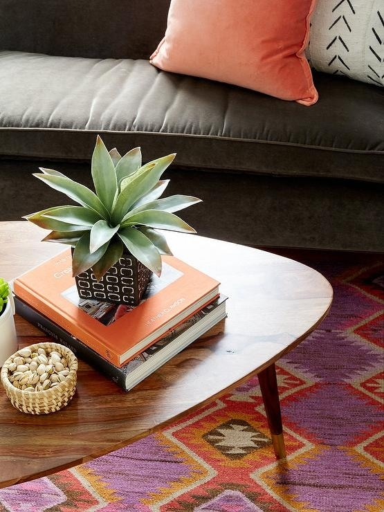 Coffee Table Cactus Design Ideas Pertaining To Cacti Brass Coffee Tables (Image 17 of 40)