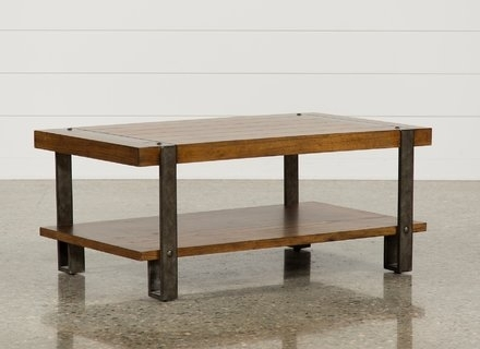 Coffee Table Charming Living Spaces Coffee Table Walnut Low Home For Jacen Cocktail Tables (Photo 36 of 40)