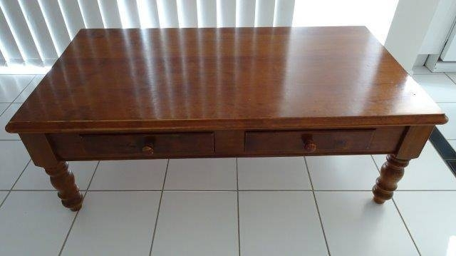 Coffee Table | Coffee Tables | Gumtree Australia Whittlesea Area Regarding Mill Coffee Tables (Image 15 of 40)
