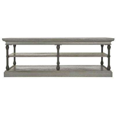 Coffee Table – Gray – Accent Tables – Living Room Furniture – The In Jaxon Grey Lift Top Cocktail Tables (View 35 of 40)