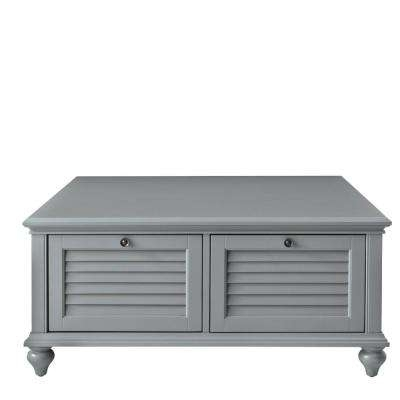 Coffee Table – Gray – Accent Tables – Living Room Furniture – The Pertaining To Jaxon Grey Lift Top Cocktail Tables (Photo 4 of 40)