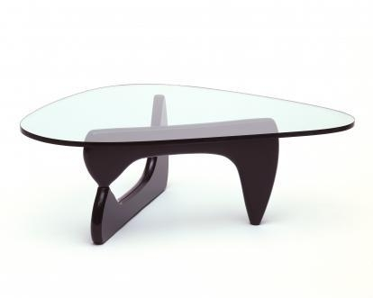 Coffee Table (In 50), 1945 – Noguchi Isamu – Wikiart In Expressionist Coffee Tables (Image 16 of 40)