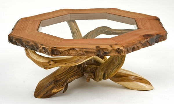 Coffee Table: Rustic Glass Coffee Table Wonderful Furniture Rustic In Light Natural Coffee Tables (View 32 of 40)