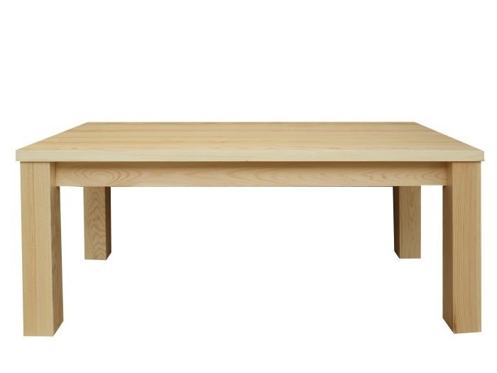 Coffee Table Solid, Natural Pine Wood Junco 483 – Dimensions 50 X Within Natural Pine Coffee Tables (Image 7 of 40)