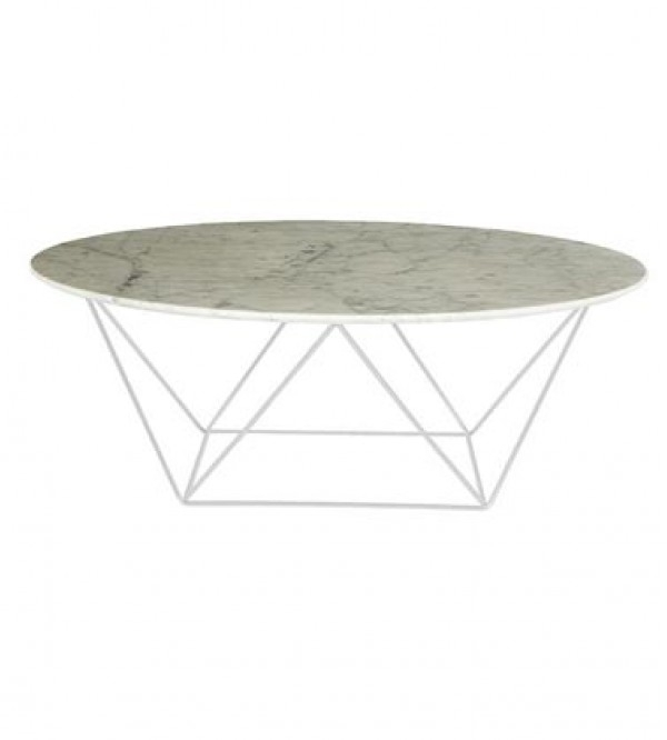 Coffee Table: Stunning Marble Coffee Table In Your Living Room Throughout Smart Large Round Marble Top Coffee Tables (View 36 of 40)