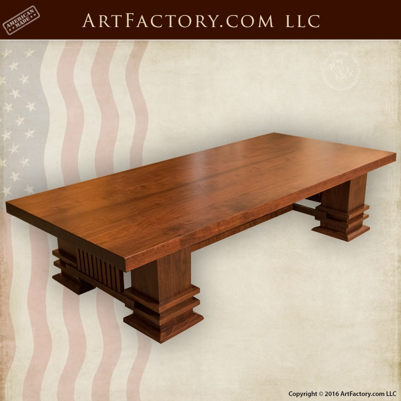Coffee Tables | End Tables | Cocktail Tables | Occasional Tables With Craftsman Cocktail Tables (Image 9 of 40)