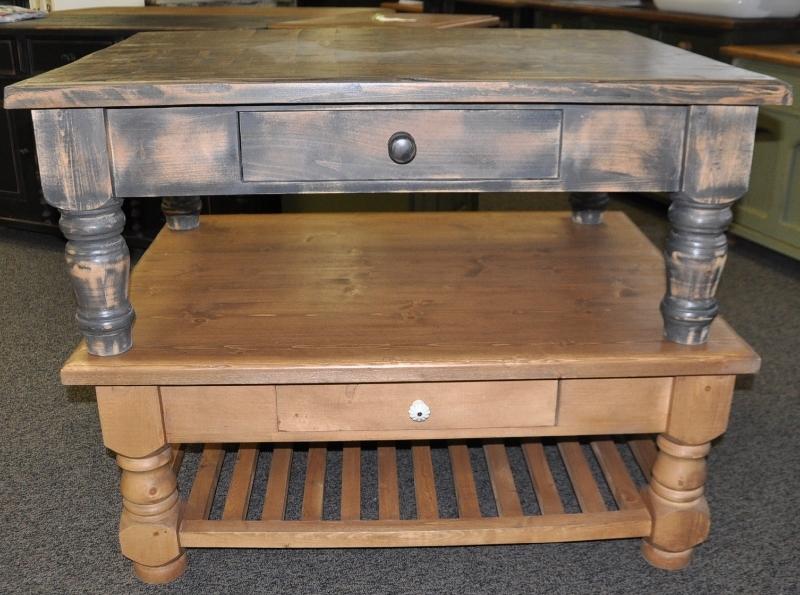 Coffee Tables | European Antique Pine Furniture & Custom Barn Doors Regarding Antique Pine Coffee Tables (Image 24 of 40)