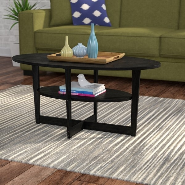 Coffee Tables For Small Spaces | Wayfair In Autumn Cocktail Tables With Casters (Image 9 of 40)