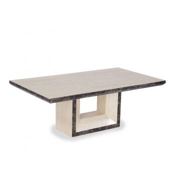 Coffee Tables – Living – Ez Living Furniture Intended For 2 Tone Grey And White Marble Coffee Tables (View 25 of 40)