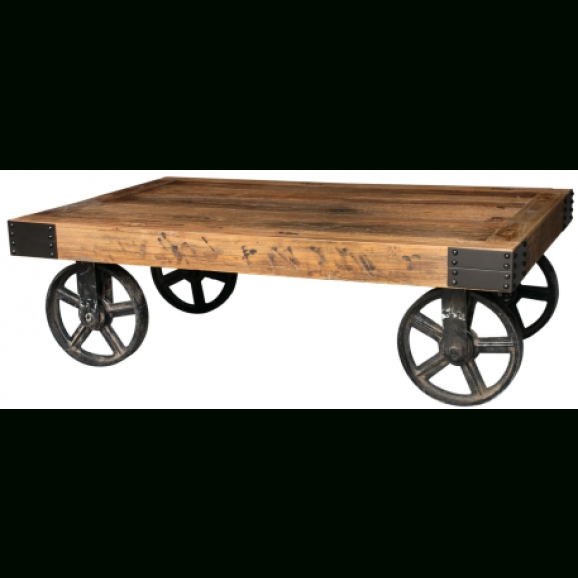 Coffee Tables – Living For Iron Wood Coffee Tables With Wheels (View 22 of 40)