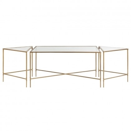 Coffee Tables — Mi Casa Toronto Regarding Round White Wash Brass Painted Coffee Tables (Image 10 of 40)