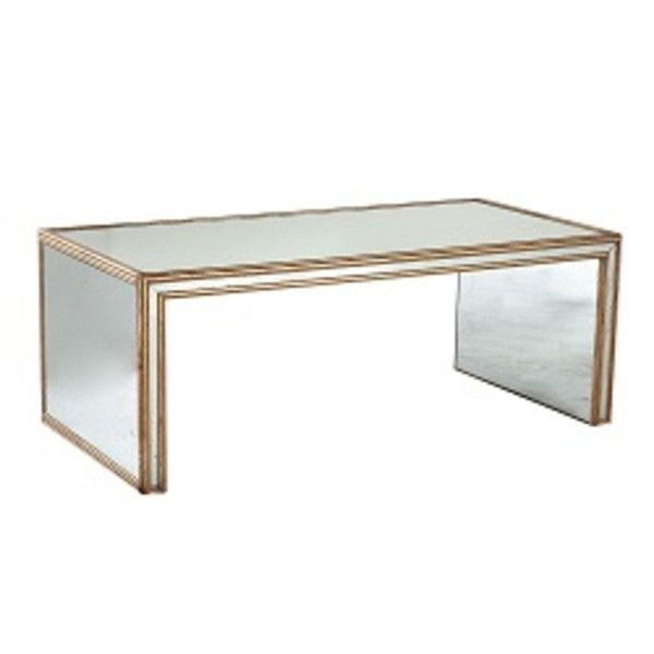 Featured Image of Antiqued Art Deco Coffee Tables