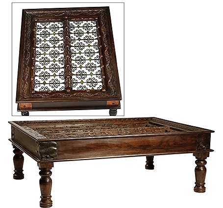 Coffee Tables | Sacred Space Imports In Reclaimed Elm Cast Iron Coffee Tables (View 26 of 40)