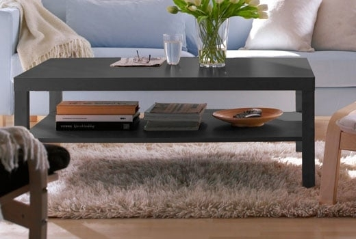 Coffee Tables & Side Tables – Ikea In Recycled Pine Stone Side Tables (Photo 35 of 40)