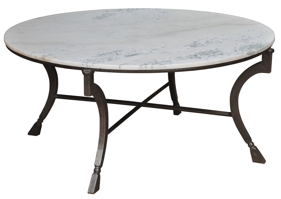Collection In Round Stone Coffee Table With Coffee Table Coffee For Stone Top Coffee Tables (Image 9 of 40)