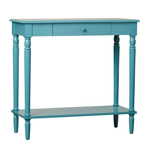 Console, Sofa, And Entryway Tables | Joss & Main Throughout Pine Metal Tube Coffee Tables (Image 10 of 40)