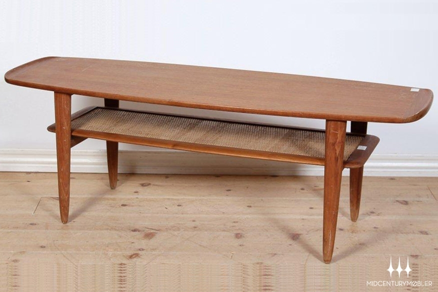 Cool Danish Modern Coffee Table With Remarkable Danish Modern Coffee With Regard To Mid Century Modern Marble Coffee Tables (Image 5 of 40)