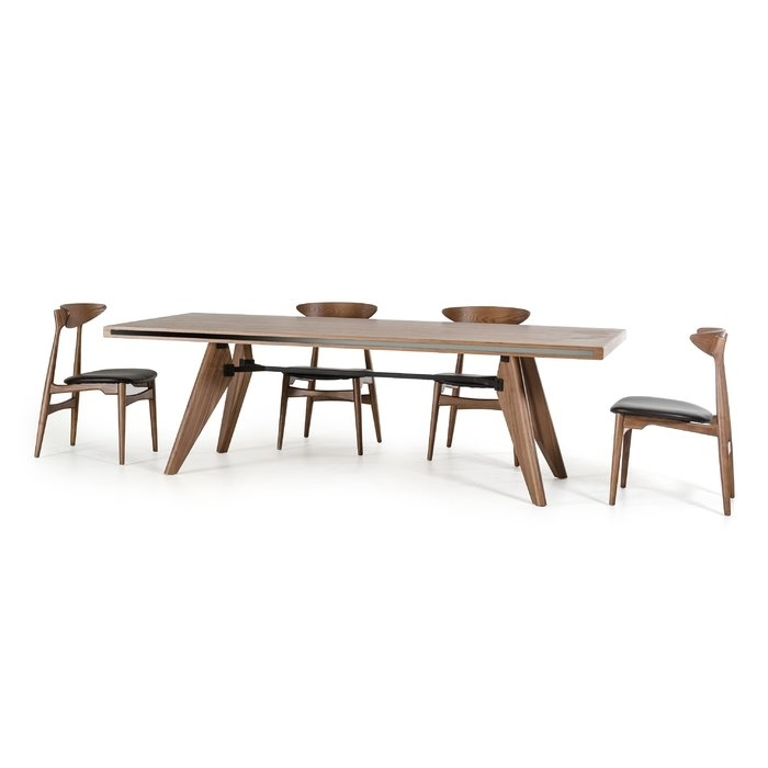 Corrigan Studio Akan Bend Kennedy And Anson 5 Piece Dining Set For Anson Cocktail Tables (View 15 of 40)