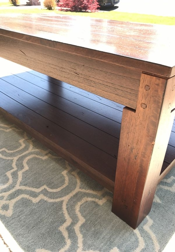 Crate And Barrel Dining Chairs For Sale In Moraga, Ca – Offerup Regarding Moraga Barrel Coffee Tables (Photo 13 of 40)