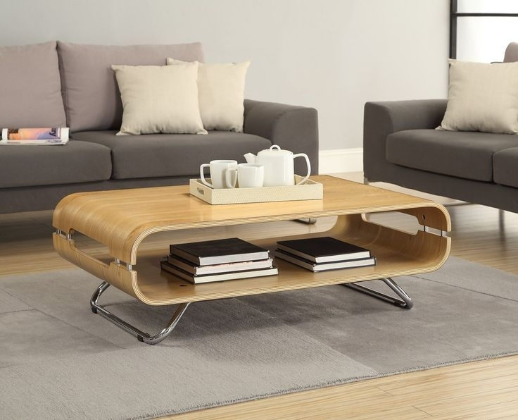 Featured Image of Contemporary Curves Coffee Tables