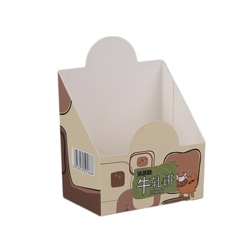 Custom Printed Cardboard Corrugated Candy Packaging Display Paper Regarding Corrugated White Wash Barbox Coffee Tables (View 5 of 40)