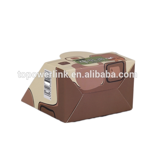 Custom Printed Cardboard Corrugated Candy Packaging Display Paper With Regard To Corrugated White Wash Barbox Coffee Tables (Image 26 of 40)