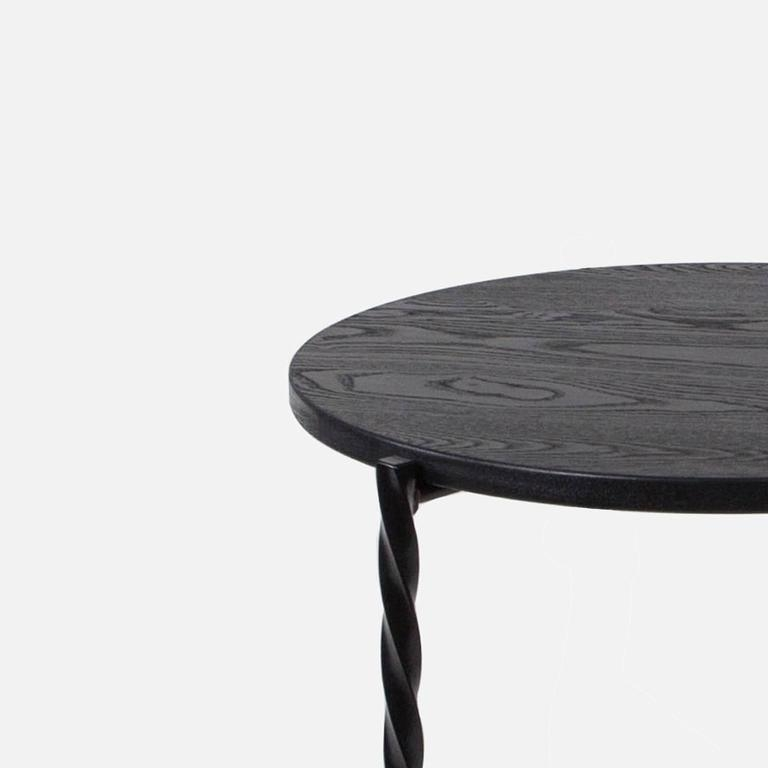 Customizable Von Iron Coffee Table From Souda, Black And Carrara Intended For Modern Marble Iron Coffee Tables (Image 11 of 40)