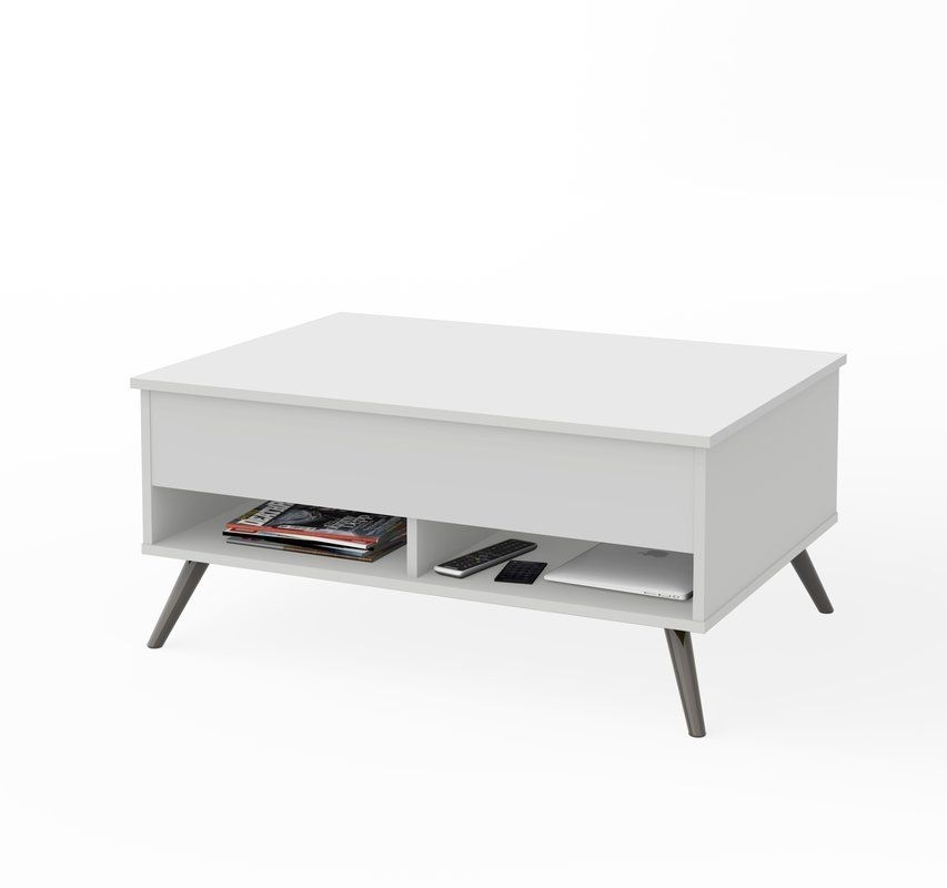 Daleville Lift Top Coffee Table | Decor | Pinterest | Living Rooms Inside Jacen Cocktail Tables (Image 17 of 40)