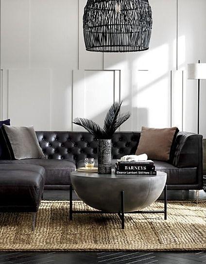 Darbuka Black Coffee Table | Modern Living Room Ideas | Pinterest Regarding Darbuka Black Coffee Tables (View 15 of 40)