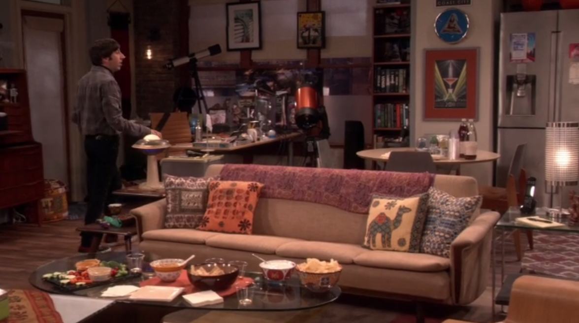 Decorate Your Home In Tbbt Style – Raj Koothrappali's Apartment Regarding Donnell Coffee Tables (Photo 31 of 40)