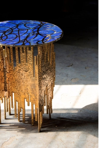 Design Company To Know: Viya Home | Shelter, Ads And Tables Throughout Shelter Cocktail Tables (Image 10 of 40)