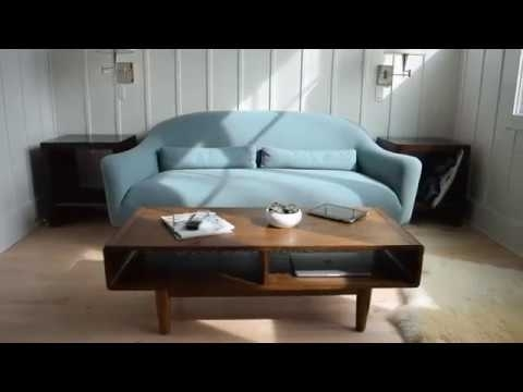 Dexter Coffee Table Product Videohaven Home – Youtube Pertaining To Haven Coffee Tables (Image 7 of 40)