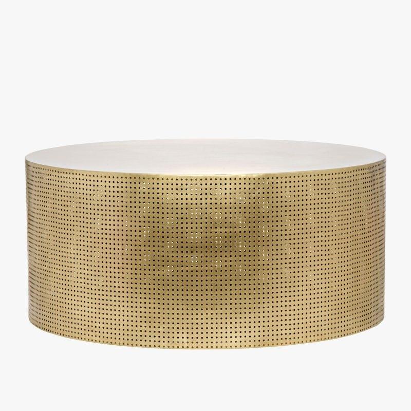 Dixon Antique Brass Coffee Table – Shop Noir Furniture – Dear Keaton In Antique Brass Coffee Tables (View 31 of 40)