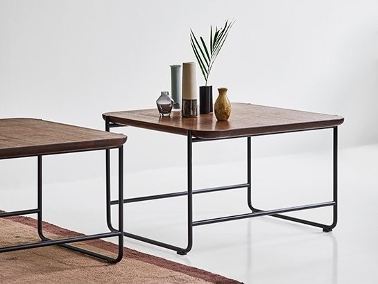 Dk3 Konno Coffee And Side Table | Von Goodform (Image 8 of 40)