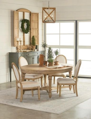Eased Arched Window Casing | Magnolia Homejoanna Gaines In Magnolia Home Ellipse Cocktail Tables By Joanna Gaines (Image 2 of 40)