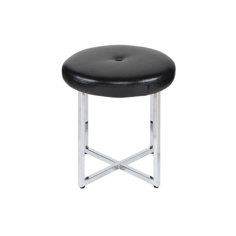 Ebern Designs Blanton Ottoman | Wayfair With Blanton Round Cocktail Tables (Photo 8 of 40)