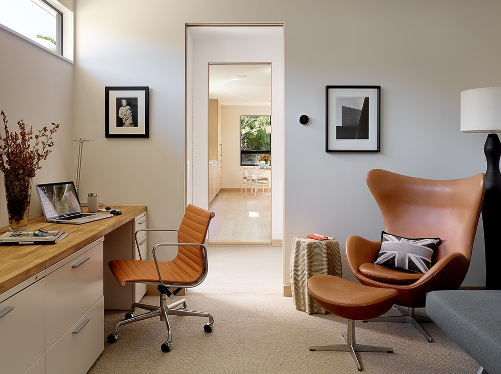 Egg Chair Office Home Office Midcentury With Mid Century Modern Pertaining To Mid Century Modern Egg Tables (View 24 of 40)