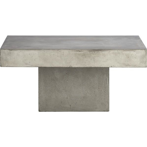 Element Coffee Table | Coffee, Concrete Coffee Table And Coffe Table For Element Coffee Tables (Image 17 of 40)