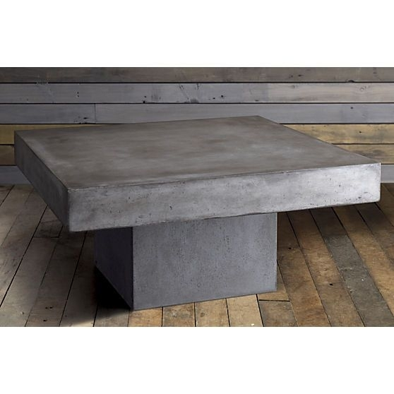 Element Coffee Table | The Furniture | Pinterest | Cement, Tables Inside Element Coffee Tables (Image 18 of 40)