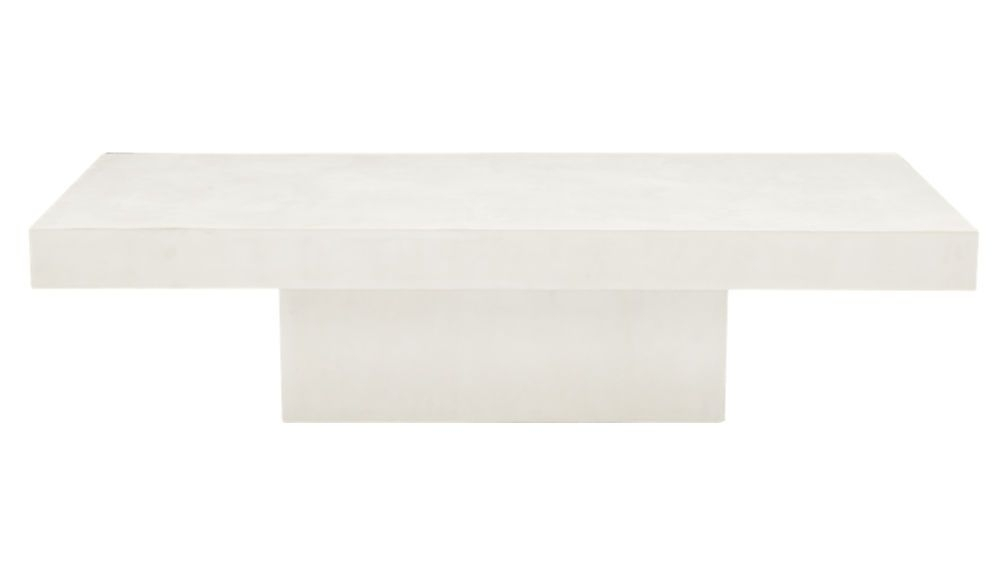 Featured Image of Element Ivory Rectangular Coffee Tables