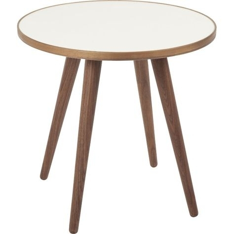 End Table | End Tables | Pinterest | Round Table Top, Modern Living Throughout Moraga Barrel Coffee Tables (Image 22 of 40)