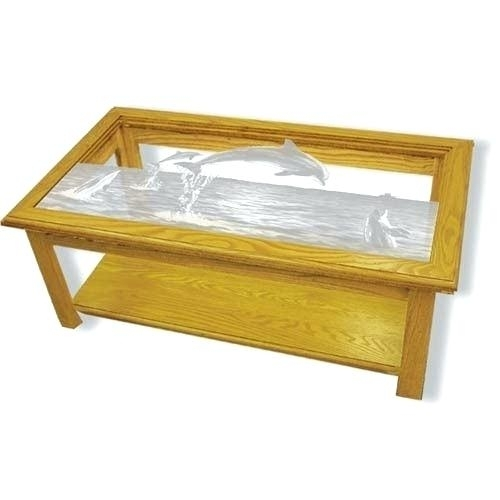 Etched Glass Coffee Table – Bioinnovation (Image 10 of 40)