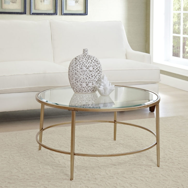 Exciting Small Glass Coffee Table Style Design (View 34 of 40)